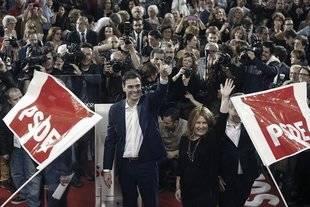 Los socialistas inician las negociaciones para alcanzar un acuerdo de gobierno en Espa�a