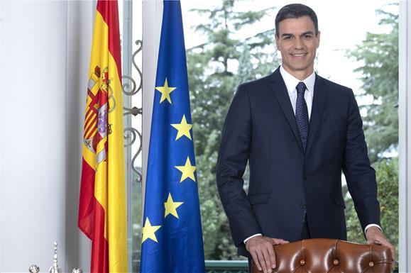 El presidente Pedro Sánchez envió un afectuoso saludo por el aniversario del Centro Galicia