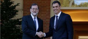 Sánchez declara 342.990 euros mientras el patrimonio de Rajoy asciende a 1,6 millones