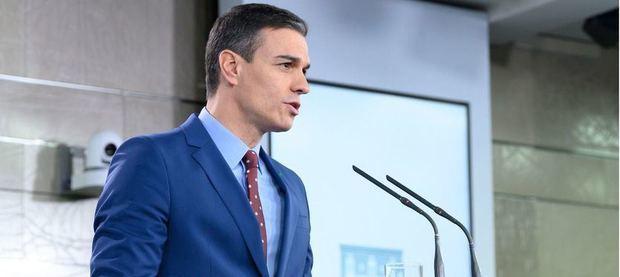 Pedro Sánchez declara el estado de alarma, centraliza la respuesta a la crisis del coronavirus y confina a España
