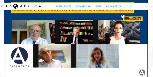 Sandomingo analizó con crudeza la situación argentina ante la pandemia