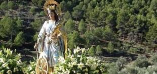 Jaén celebra este miércoles la tradicional Romería de Santa Catalina