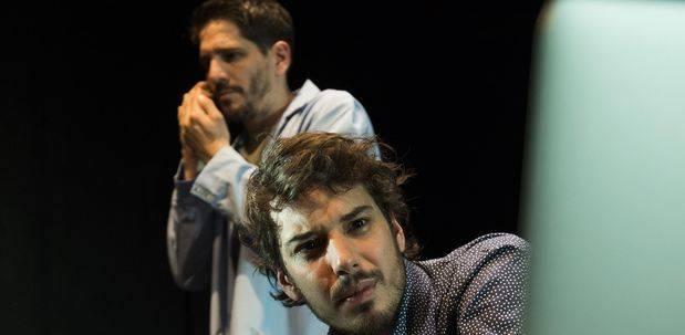Santi Marín, el actor español que brilla en Próximo