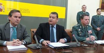 Sanz pide 'prudencia' sobre el caso de la mujer hallada muerta en el Parque María Luisa