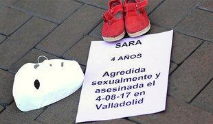 Las acusaciones solicitan apertura de juicio oral con jurado por el asesinato de la niña vallisoletana Sara