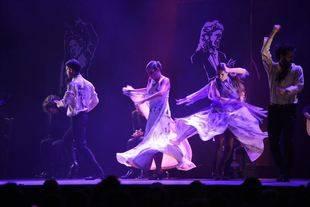 Sara Baras regresa a Starlite con su espectáculo 'Voces', un homenaje a Paco de Lucía y Camarón
