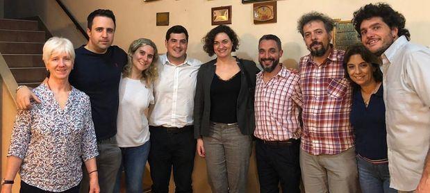 La Senadora Sara Vila informó en Buenos Aires sobre el estado en que se encuentra la Ley de Nacionalidad