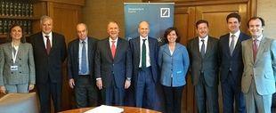 Schiaretti obtuvo en España créditos del Deutsche Bank
