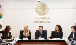 Senadores piden al gobierno mexicano pronunciarse sobre pol�ticos presos en Venezuela