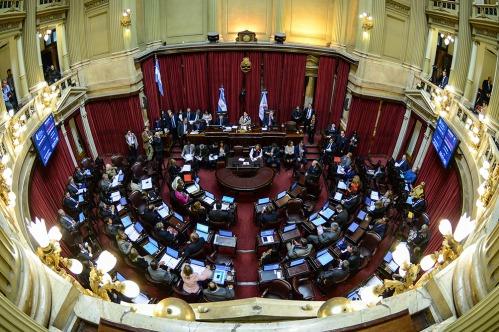 El Senado convirti� en ley el pago de deudas a jubilados y pensionados