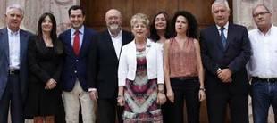 El PP-A designa a Moreno, Arenas y Soto como senadores andaluces