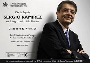Llega el Día de España a la Feria del Libro
