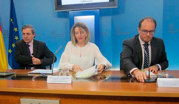 El nuevo catálogo de servicios sociales de Castilla y León alcanza las 119 prestaciones