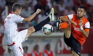 Málaga-Sevilla abren la temporada 2015-16
