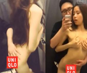 Detenidos en Pekín por un vídeo viral de sexo en un probador