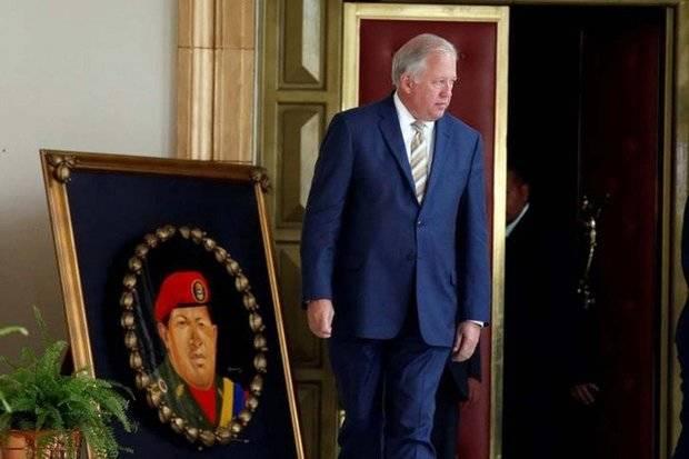 EEUU califica reuniones de Shannon en Venezuela como buenas y constructivas