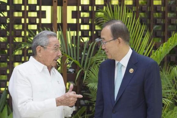 ONU pide un diálogo político