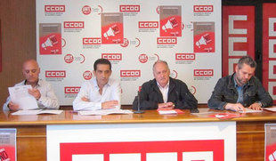 CCOO y UGT llaman a la movilización para recuperar los salarios tras la pérdida de un 13% de poder adquisitivo en CyL