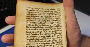 Recuperado en Córdoba un texto médico del siglo XV expoliado en Siria