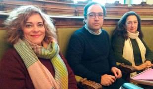 Podemos suspende de militancia durante un año a tres concejales de Valladolid por aceptar invitaciones a eventos