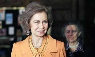 La Reina Sofía inaugura este lunes un congreso internacional sobre enfermedades neurodegenerativas