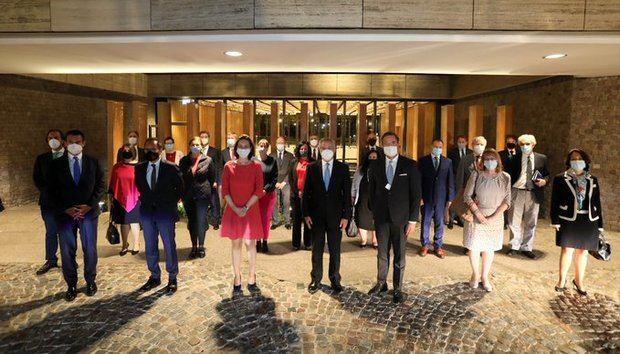 Embajadores de la Unión Europea ratificaron su apoyo al país