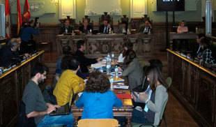 Unanimidad en el Ayuntamiento de Valladolid para reclamar una moratoria de dos años en la deuda del soterramiento