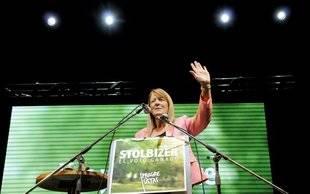 Stolbizer fue citada a una mediaci�n con Cristina
