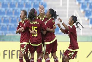 Venezuela avanz� a semifinales del Mundial Sub 17