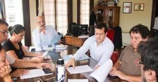 Subtes con amianto: legisladores de Unidad Ciudadana y de Podemos firman acuerdo de reciprocidad