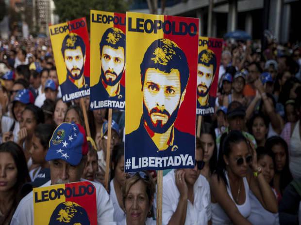 Suspenden audiencia de apelación del opositor venezolano Leopoldo López