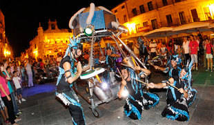 La organizaci�n estima en 30.000 el n�mero de espectadores de la Feria de Teatro de Castilla y Le�n