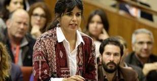 Duro rifirrafe entre Teresa Rodríguez y Susana Díaz a cuenta de la corrupción