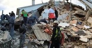 Al menos 200 muertos y decenas de heridos por el fuerte terremoto en Italia