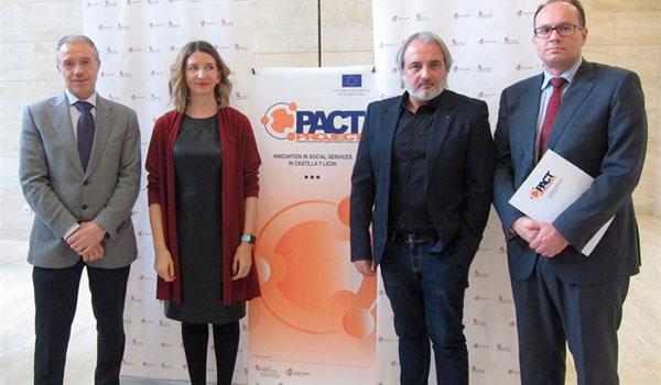 La Comunidad lidera un proyecto europeo de investigación para predecir riesgos de exclusión con datos como se hace con terremotos