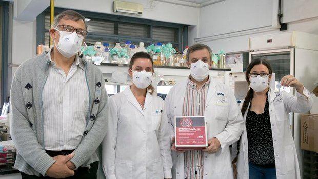 El Presidente anunció la creación de nuevos test nacionales para detectar el coronavirus