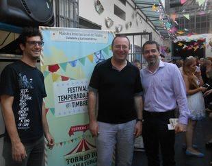 Semana catalana en la 4ta edición de Temporada Alta en TIMBRe4