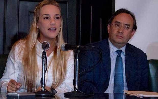 Tintori dice Maduro debe firmar Ley de Amnistía si quiere paz en Venezuela
