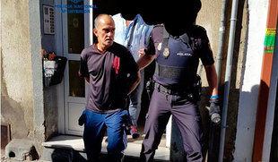 Detenido el peligroso recluso que permanecía fugado en León desde el 30 de julio