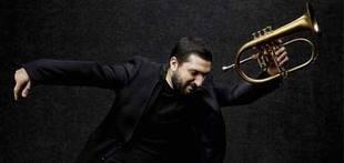 El trompetista Ibrahim Maalouf act�a este martes en el Lope de Vega dentro de su gira internacional