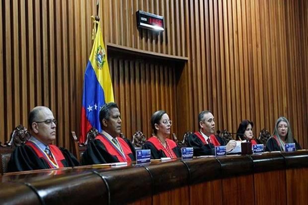 TSJ rechaza sanciones en contra del presidente Maduro