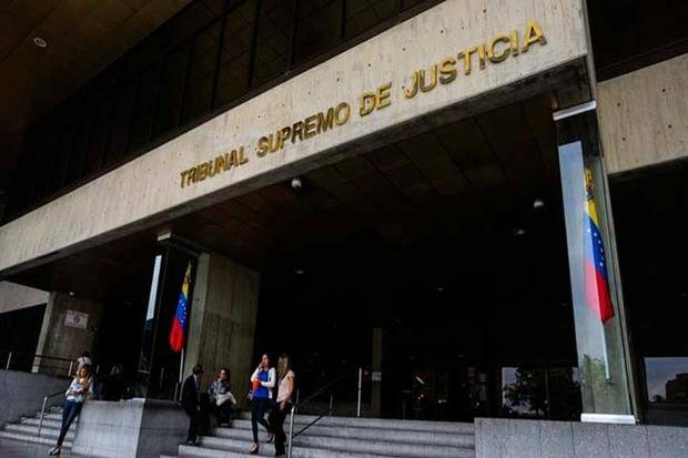 TSJ dice sufrir hostigamiento por parte de diputados opositores