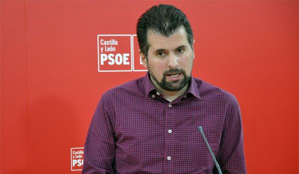 El PSOE anuncia una ronda de reuniones con presidentes socialistas para que Castilla y León recupere el peso nacional