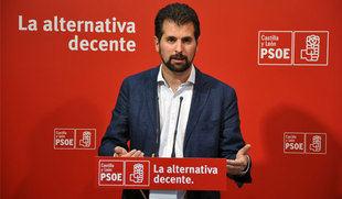 Tudanca pide a Herrera que se deje de tertulias y se plante ante Rajoy para exigir mejor financiación para CyL