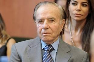 Citan a Carlos Menem como testigo en la causa AMIA