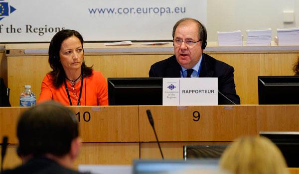 Herrera pide a la UE garantizar