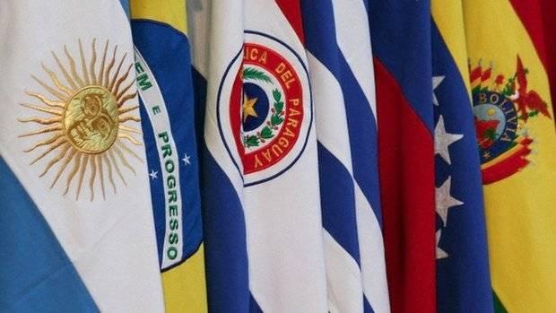Cancilleres de Paraguay, Uruguay y Venezuela inician reunión en Montevideo