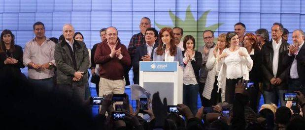 """Unidad Ciudadana aseguró que """"está en riesgo la democracia Argentina"""""""