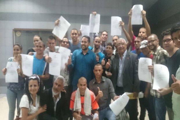 Liberaron a 22 estudiantes de la UPEL Maracay