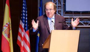 Herrera defiende nuevas zonas de libertad econ�mica lejos de nacionalismos y de una visi�n
